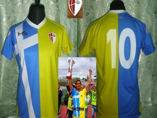 Shirt Match Worn SAVOIA 2013-2014