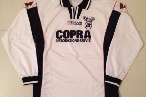 Shirt Match Worn SPEZIA 2001-2002