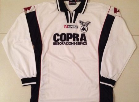 Shirt Match Worn SPEZIA 2001-2002