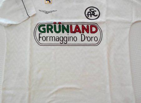 Shirt Match Worn SPEZIA 1988-1989