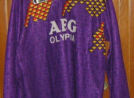 Shirt Match Worn VIRESCIT 1989-1990