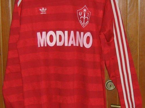 Shirt Match Worn TRIESTINA 1987-1988