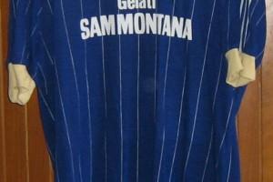 Shirt Match Worn EMPOLI 1984-1985