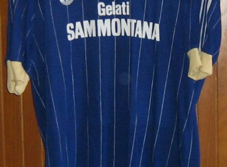 Shirt Match Worn EMPOLI 1984-1985