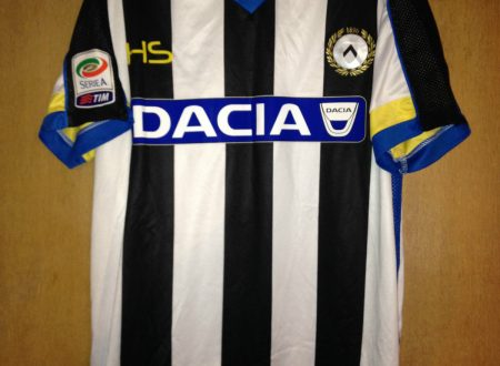 Shirt Match Worn UDINESE 2015-2016