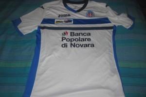 Shirt Match Worn NOVARA 2015-2016