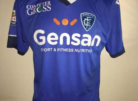Shirt Match Worn EMPOLI 2015-2016