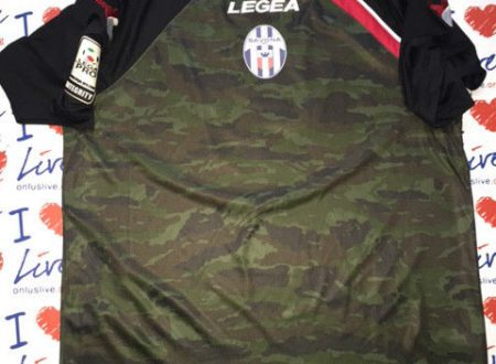 Shirt Match Worn SAVONA 2015-2016