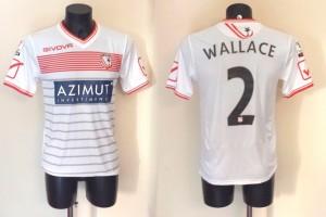 Shirt Match Worn CARPI 2015-2016