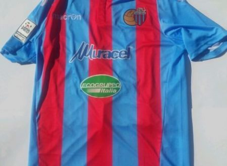 Shirt Match Worn CATANIA 2015-2016