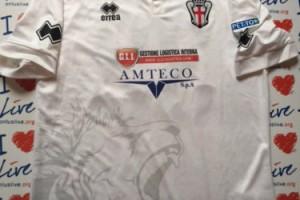 Shirt Match Worn PRO VERCELLI 2015-2016