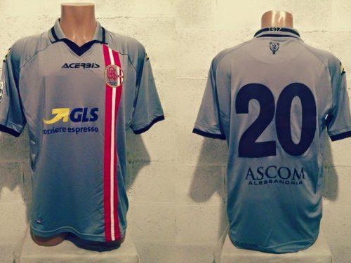 Shirt Match Worn ALESSANDRIA 2015-2016