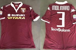 Shirt Match Worn TORINO 2015-2016