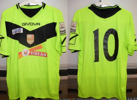 Shirt Match Worn MESSINA 2014-2015