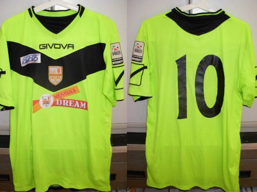 Shirt Match Worn MESSINA 2014-2015