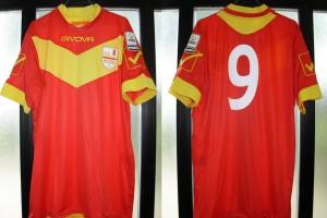 Shirt Match Worn MESSINA 2015-2016