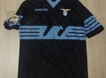Shirt Match Worn LAZIO 2015-2016