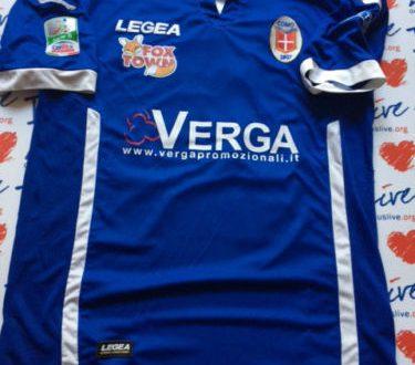 Shirt Match Worn COMO 2015-2016
