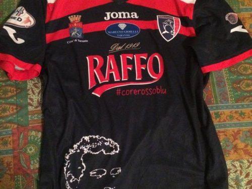 Shirt match Worn TARANTO 2015-2016