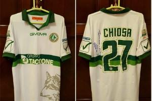 Shirt Match Worn AVELLINO 2015-2016