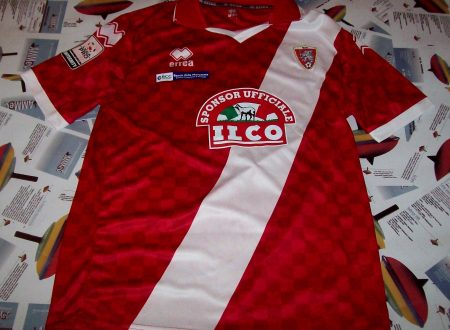 Shirt Match Worn GROSSETO 2014-2015