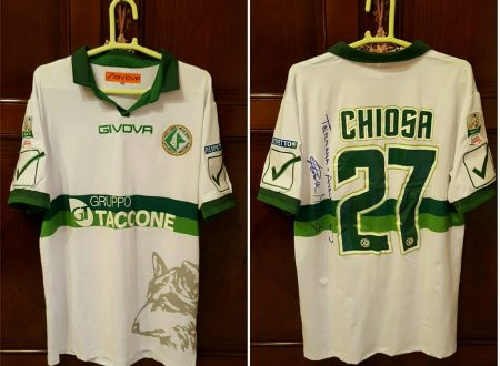 Shirt Match Worn AVELLINO 2015-2016