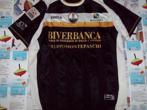 Shirt Match Worn PRO VERCELLI 2008-2009