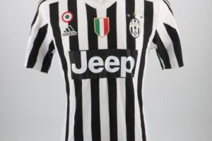 Shirt Match Worn JUVENTUS 2015-2016