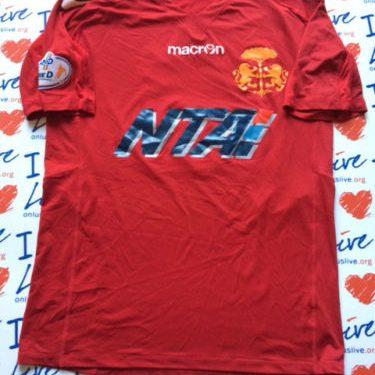 Shirt Match Worn RAVENNA 2015-2016