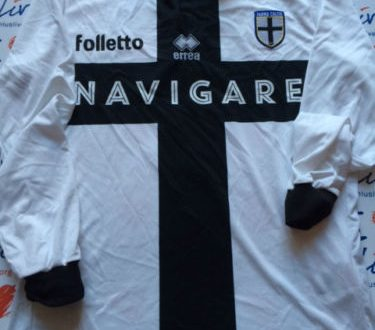 Shirt Match Worn PARMA 2015-2016