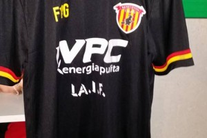Shirt match Worn BENEVENTO 2014-2015