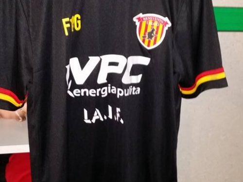 Shirt match Worn BENEVENTO 2014-2015