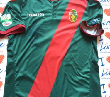 Shirt Match Worn TERNANA 2015-2016