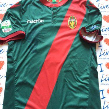 Shirt Match Worn TERNANA 2015-2016