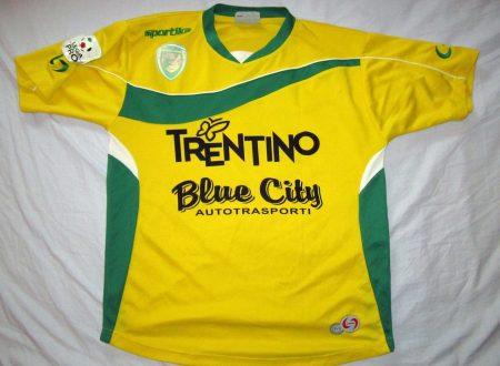 Shirt Match Worn MEZZOCORONA 2010-2011