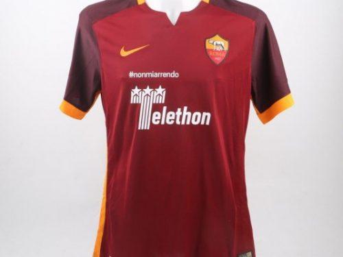 Shirt Match Worn ROMA 2015-2016