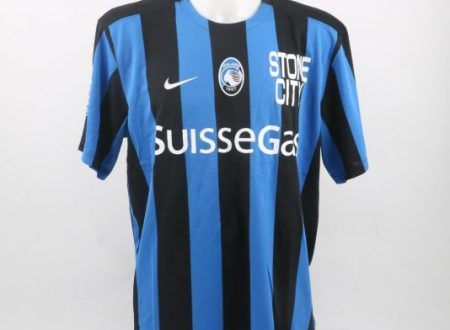 Shirt Match Worn ATALANTA 2015-2016