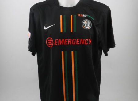 Shirt Match Worn VENEZIA 2015-2016