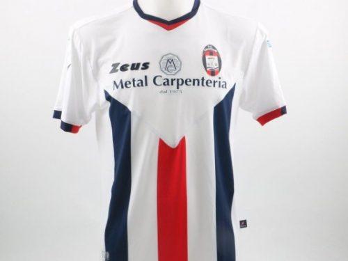 Shirt Match Worn CROTONE 2015-2016