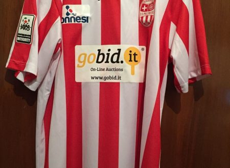 Shirt Match Worn MACERATESE 2015-2016