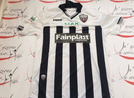 Shirt Match Worn ASCOLI 2015-2016