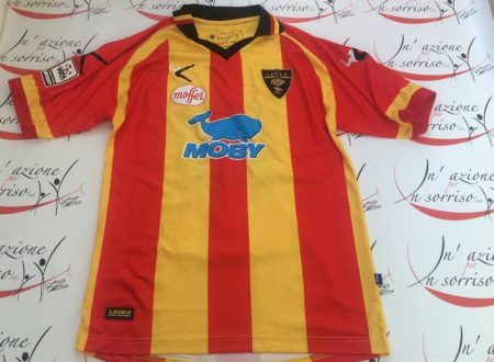 Shirt Match Worn LECCE 2015-2016