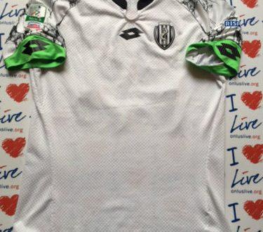 Shirt Match Worn CESENA 2016-2016