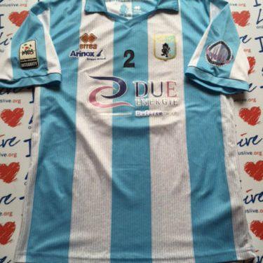 Shirt Match Worn ENTELLA 2013-2014