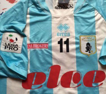Shirt Match Worn ENTELLA 2011-2012
