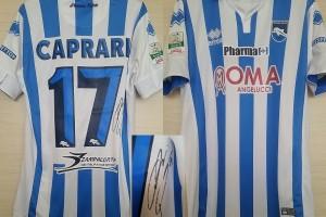 Shirt Match Worn PESCARA 2015-2016