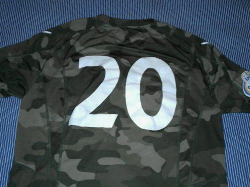 Shirt Match Worn DELTA ROVIGO 2015-2016