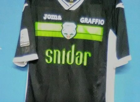 Shirt Match worn MONOPOLI 2015-2016