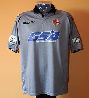 Shirt Match Worn ALESSANDRIA 2011-2012