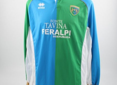 Shirt Match Worn FERALPI 2015-2016